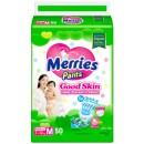 Трусики Merries Good Skin 7-12 кг.
