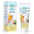 Детская зубная паста Babyline от 2 до 6 лет тутти-фрутти