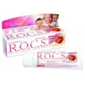 Гель для укрепления зубов R.O.C.S. Medical Minerals для детей и подростков Клубника с рождения